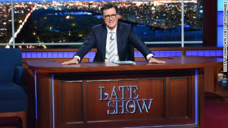 Trump is giving late night TV plenty to talk about. Trouble is, viewership is falling