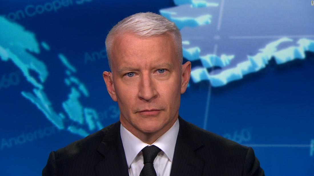 Anderson Cooper breaks down flood of Trump breaking news