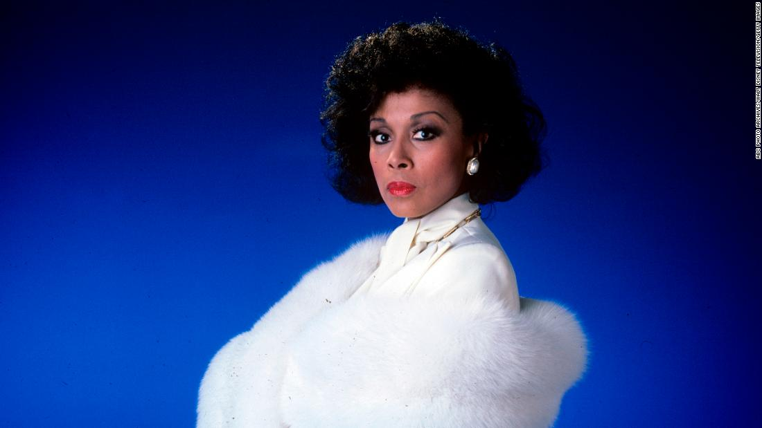 Why Diahann Carroll was my first girl crush (opinion) - CNN