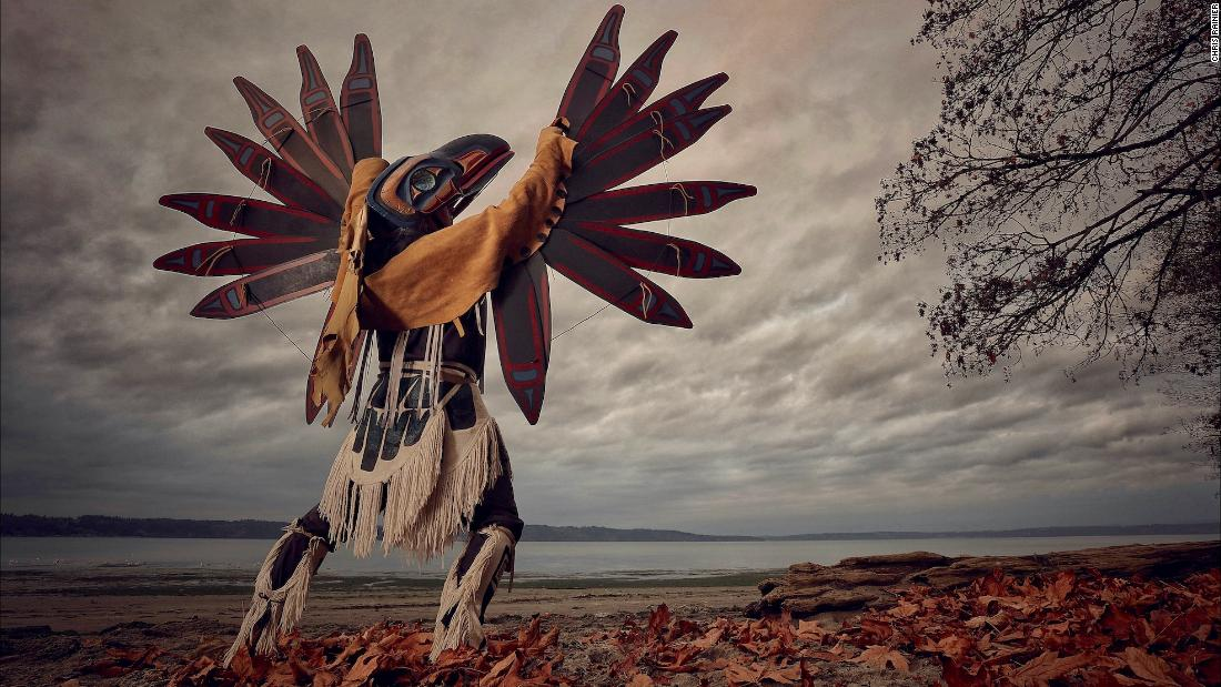 Photographer documents world's most dramatic ritual masks