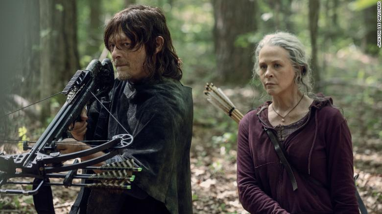 'The Walking Dead' is coming to an end