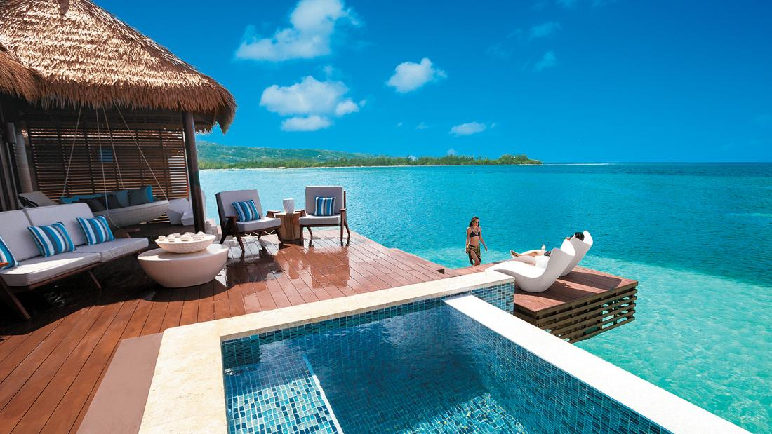 Want a luxury, all-inclusive vacation experience? Look no further than Sandals Resorts