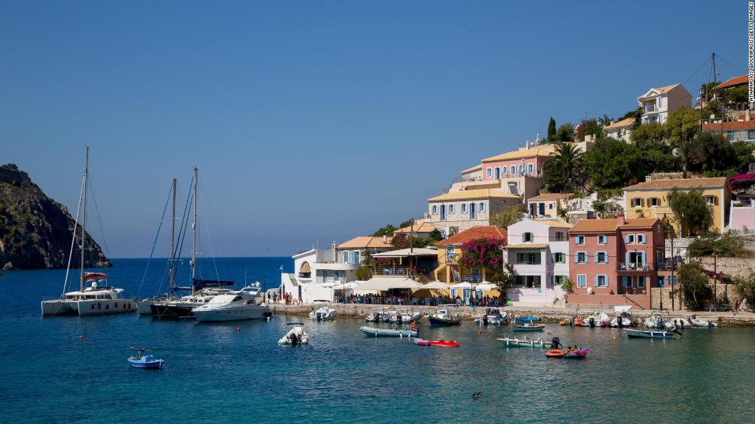 Most beautiful Greek villages
