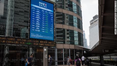 Hong Kong drops its bid for the London Stock Exchange Group