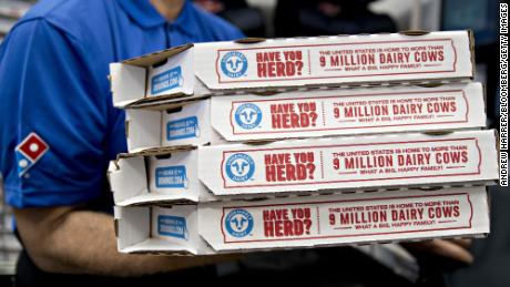 Domino's is losing the pizza wars on Wall Street