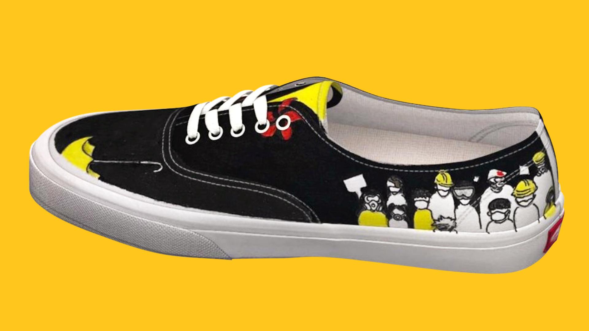 vans sneakers dam