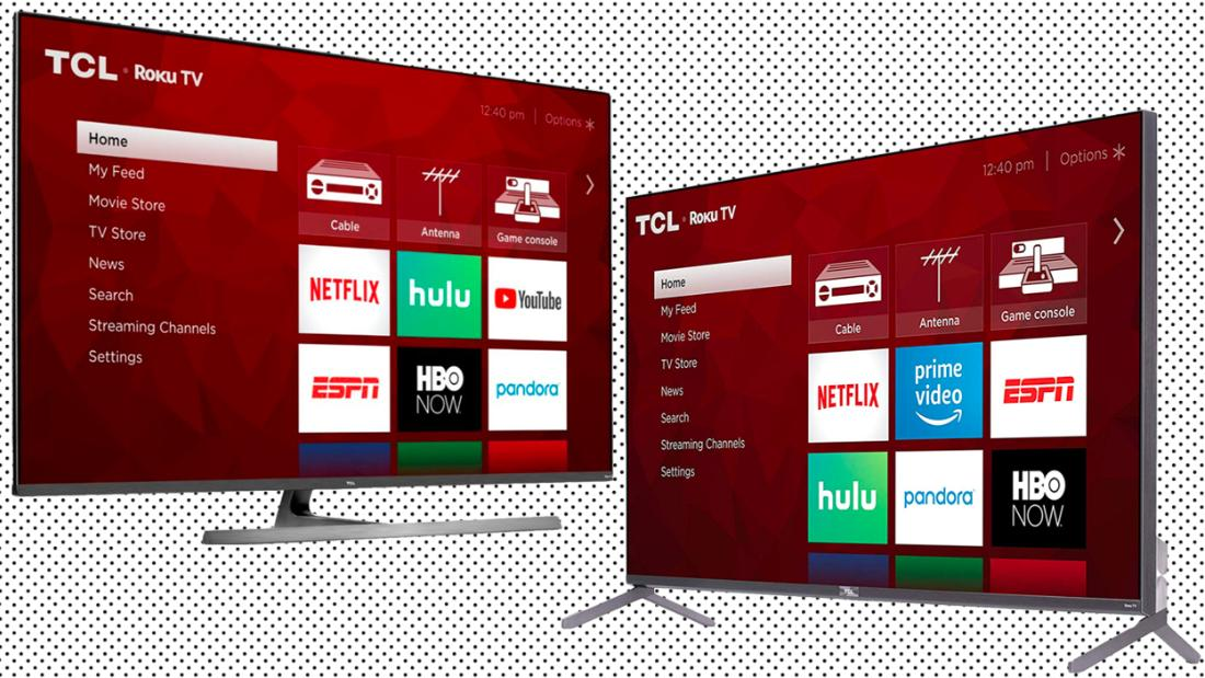 TCL debuts QLED Roku TVs with the 6-Series and 8-Series