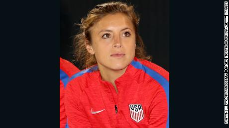 Sofia Huerta has played for both the Mexican and US national team.