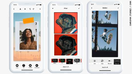 Chroma Stories gives users more tools to spice up their Stories for Instagram, Facebook, Snapchat and more.