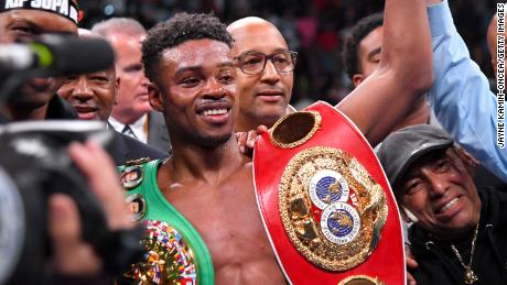 Errol Spence Injured After Nasty Car Accident