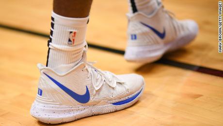 Nike y otras compañías de zapatillas pueden sentir el aguijón de la controversia china de la NBA