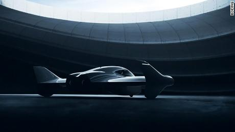 Boeing and Porsche team up to develop flying electric car