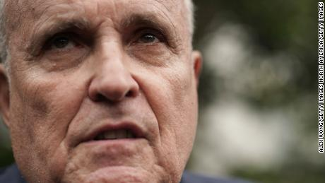 Fourth man held in campaign fraud case involving Rudy Giuliani associates