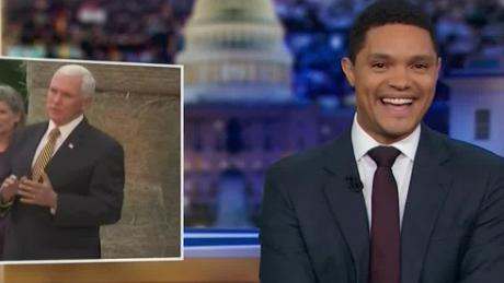 """Trevor Noah has been the host of """"The Daily Show"""" since September 2015."""