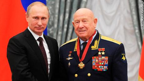 Alexei Leonov, first human to walk in space, dies aged 85