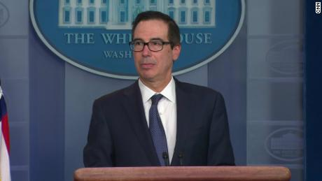 Washington Post: Mnuchin opposes the disclosure of the costs of the presidential travel of the secret services until after the election