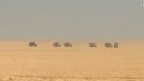 Exclusive: Pro-Turkish forces cut off main road to Kurdish city of Kobani