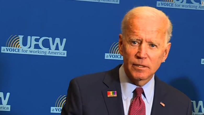Biden Insists He, Son Hunter Did Nothing Wrong in Ukraine