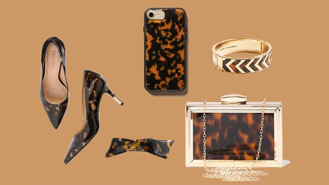 The new neutral: 20 tortoise accessories you'll wear all the time
