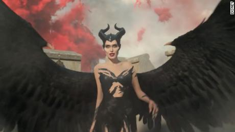 Angelina Jolie in 'Maleficent Mistress of Evil'