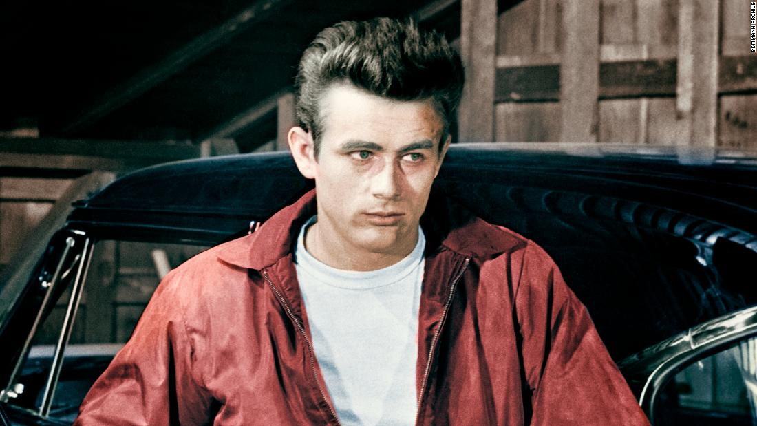 Remember when James Dean perfected the rebel look?