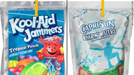 The 34 Best Selling Fruit Drinks for Kids Considered Unhealthy