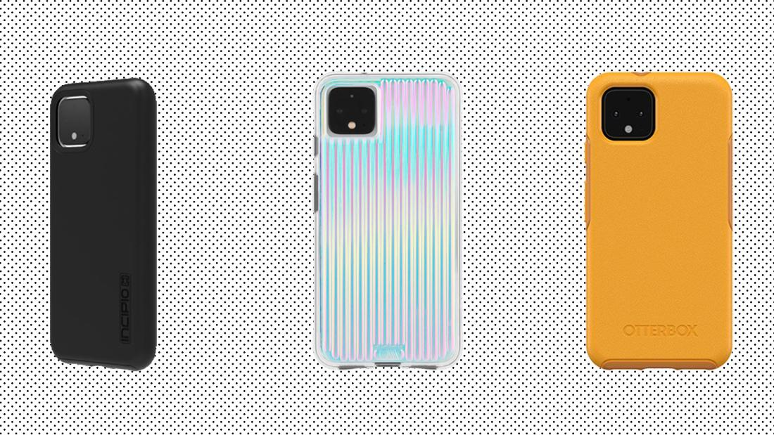 Protect your new Pixel 4 with one of these tough cases