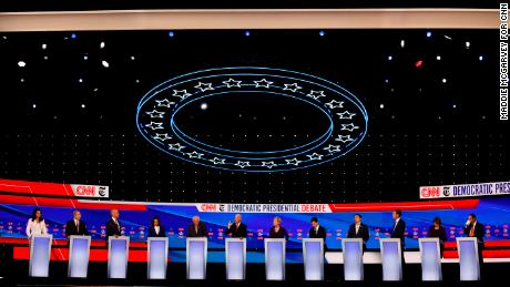 Here's Who Qualifies-And Who Might Not-for the December Democratic Debate