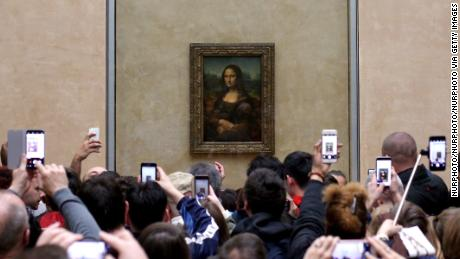 Louvre gets ready for its biggest ever Leonardo exhibition