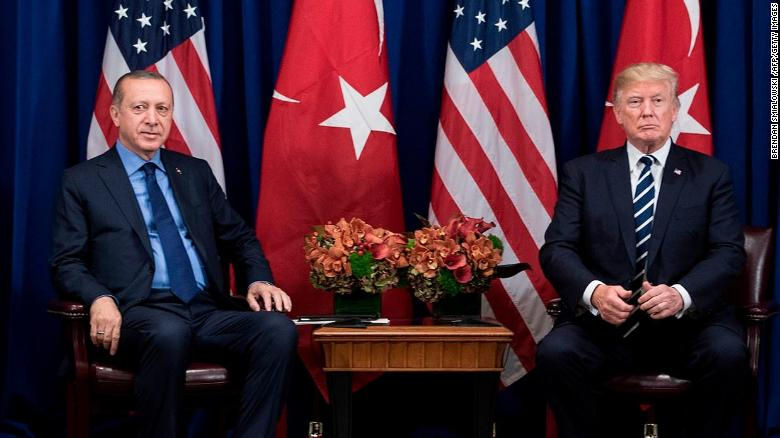 Pompeo, Pence head to Ankara to halt Turkish assault in Syria