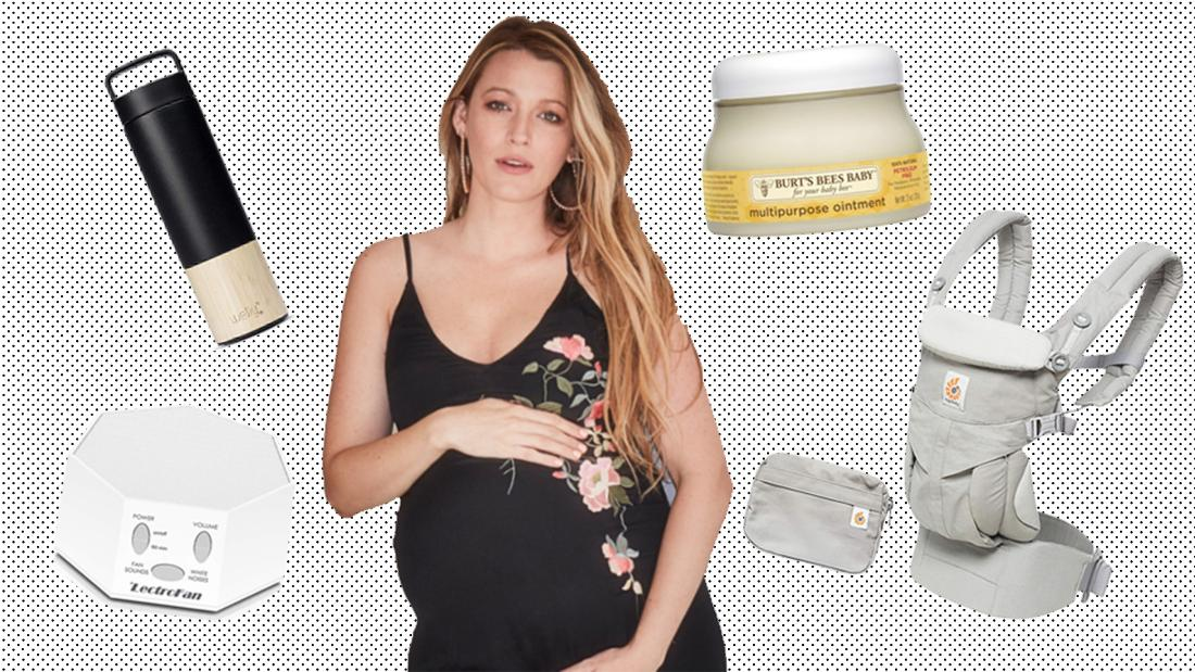You can now shop Blake Lively's baby registry on Amazon