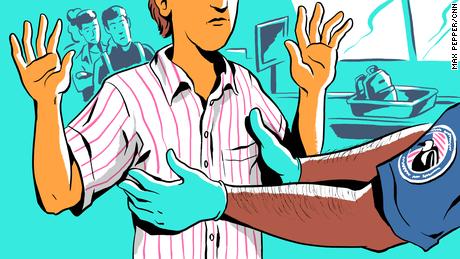 The trauma of TSA for transgender travelers