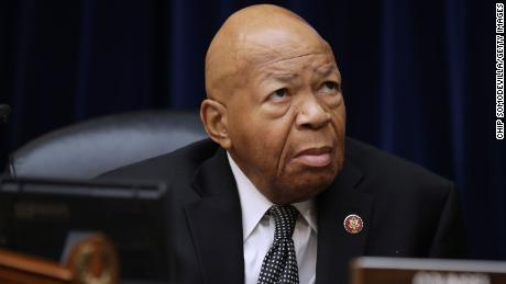 Congressman Elijah Cummings, who represented the Baltimore area, dies at age 68