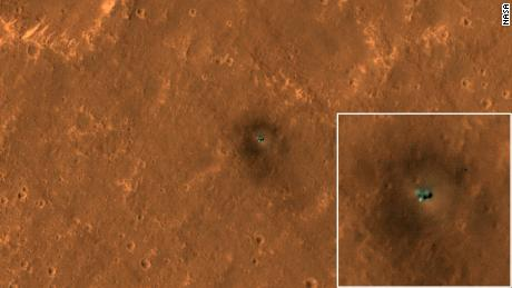 Get a bird's-eye view of NASA's missions on Mars