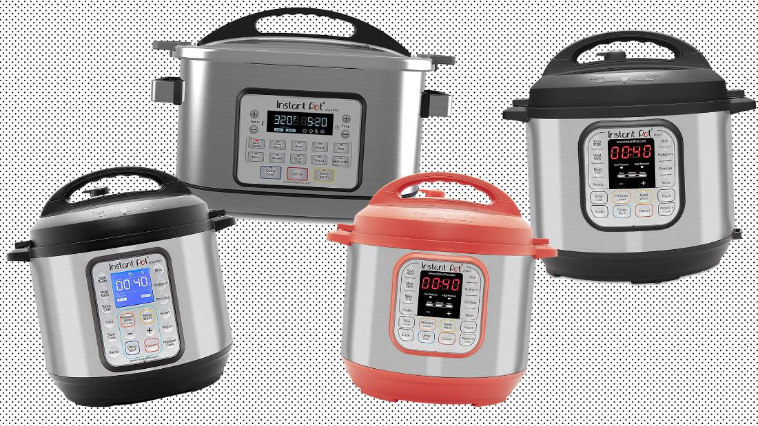 Instant Pot buying guide: Find the one that's right for you