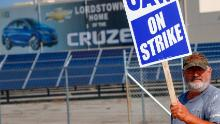 Deal to end GM strike won't save Lordstown plant