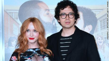 Christina Hendricks Splits From Geoffrey Arend Split After 10 Years