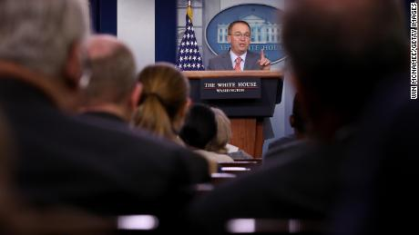 The 4 Most Eye-Popping Statements Mulvaney Made On G-7 And Ukraine