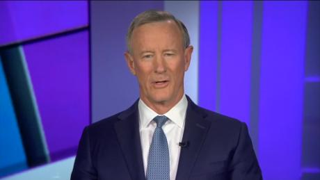 Former Navy SEAL commander William McRaven says USA under attack from Trump