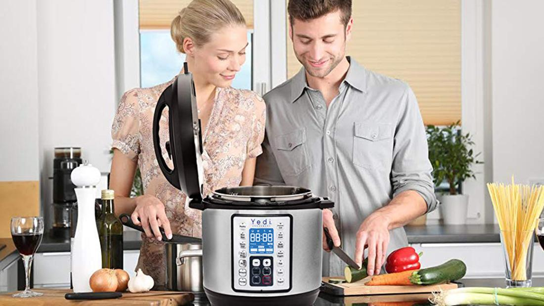 Score 25% off this top rated 'instant touch' pressure cooker