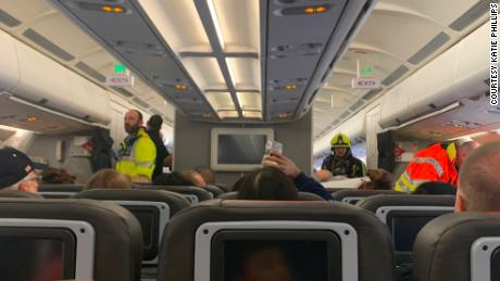 Emergency as United Kingdom flight diverted after cabin crew lose consciousness