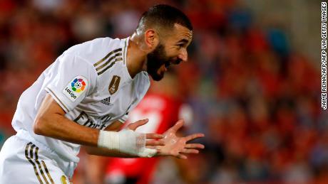 Le Real Madrid subit une défaite de choc; Cristiano Ronaldo continue à marquer