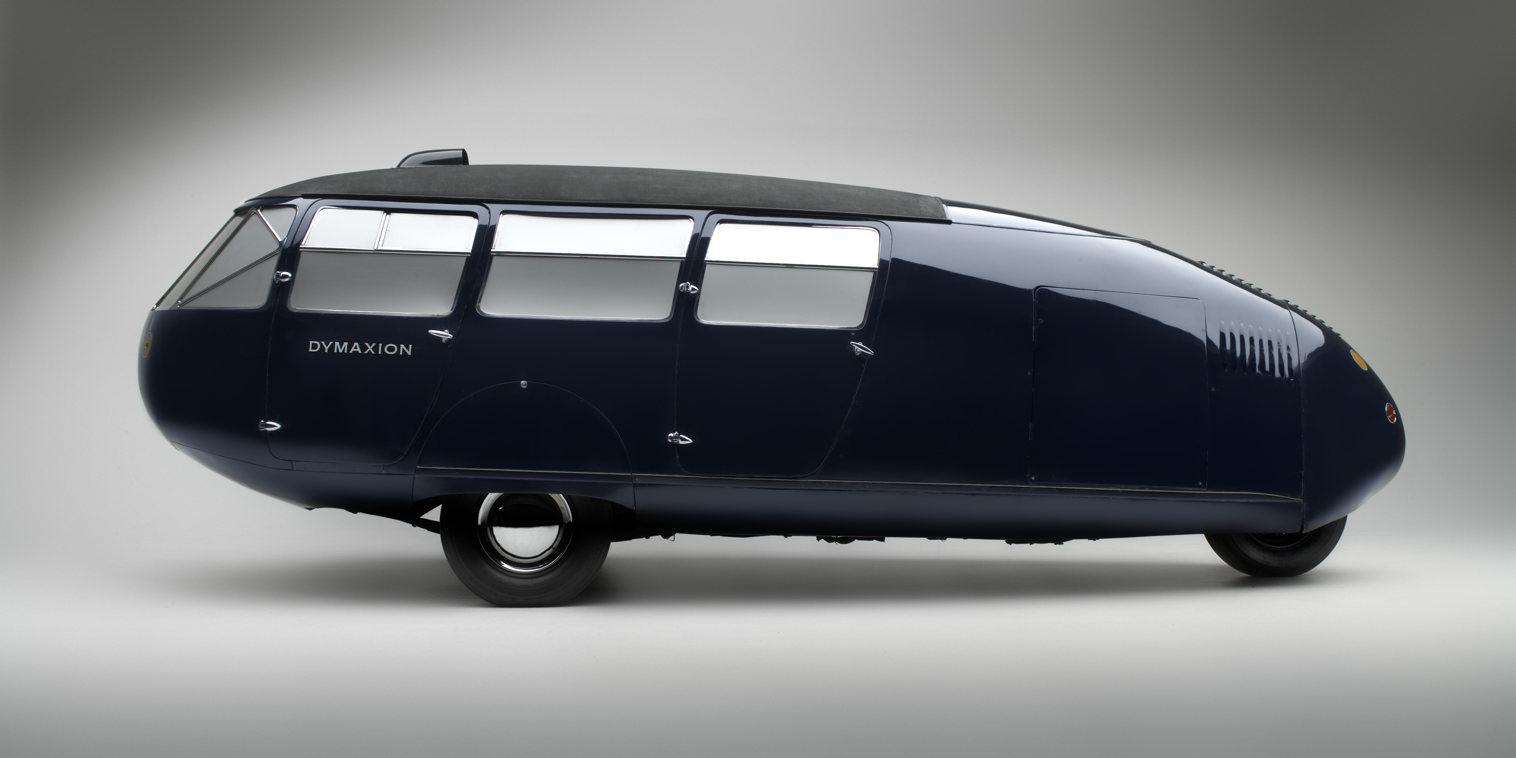 Dymaxion How This Radical 1930s Car Changed Vehicle Design Cnn Style