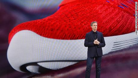 Mark Parker to step down as Nike CEO after 13 years