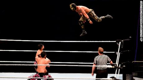 WWE gets smacked down by Wall Street