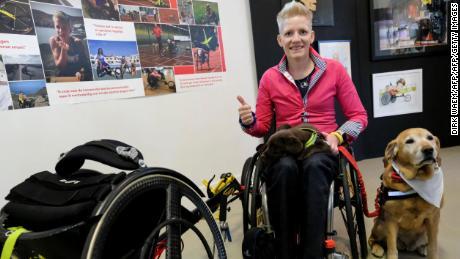 Marieke Vervoort: Une athlète paralympienne belge décède à l'euthanasie à l'âge de 40 ans