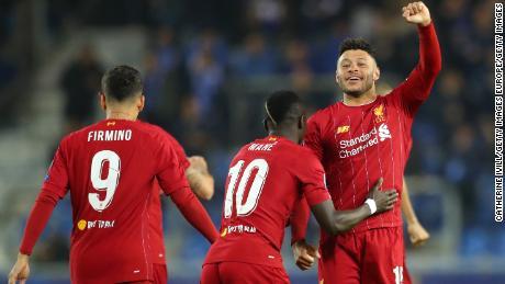 Le Liverpool FC condamne une bannière raciste au match de la Ligue des champions