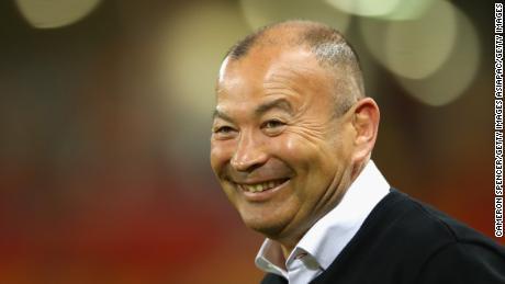 England coach Eddie Jones said all the pressure was on New Zealand ahead of Saturday's semi-final.