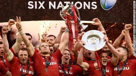 Wales lifted the 2019 Six Nations and have beaten the Springboks in each of its last four meetings.