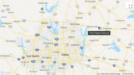 Two dead and 14 injured following mass shooting in Texas